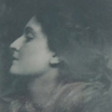 vancouver fine art sale FRANK EUGENE LADY OF CHARLOTTE