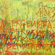 vancouver fine art sale DJUNAIDI KENYUT EERDOA DAN BERJUANG