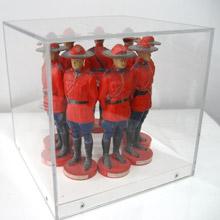 vancouver plexi glass custom display boxes